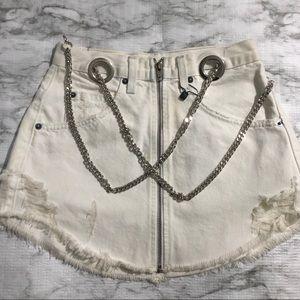 LF Beatrice chain skirt